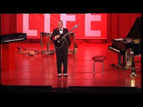 Hans Liberg - Die Neunte (komplette show)